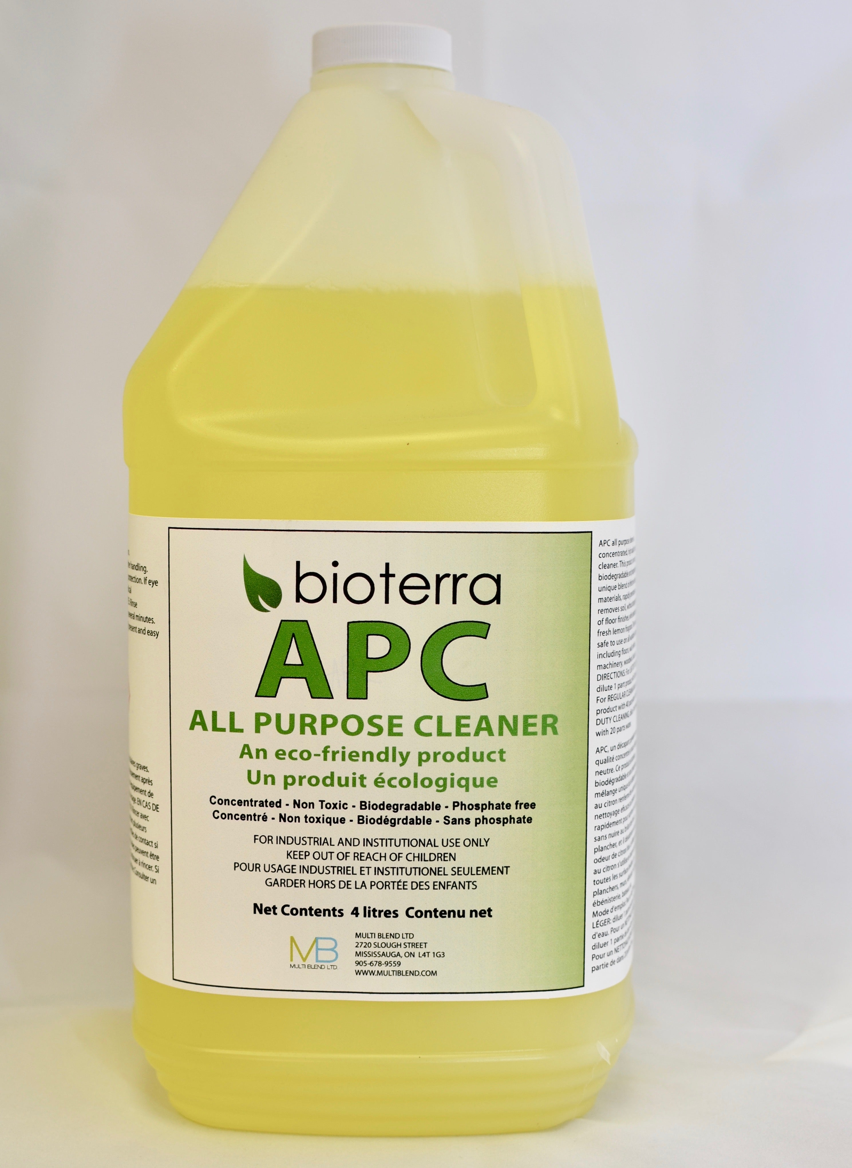 Bio Terra All Purpose Cleaner