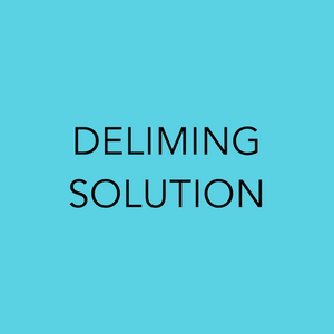 Deliming Solution