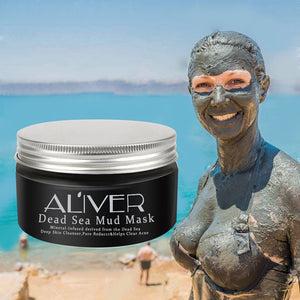 Unisex Cleansing Dead Sea Mud Mask
