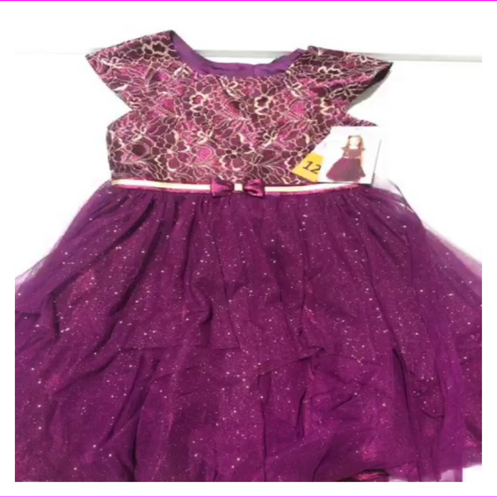Jona Michelle Girls Formal Party Dress