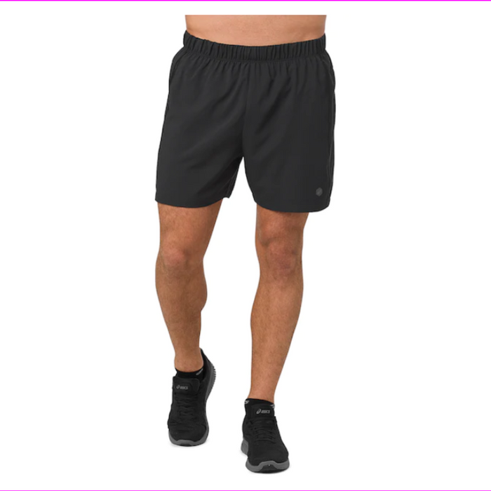 Asics Mens Active Shorts reflective 4 way stretch solution pockets