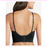 Jockey Women's Natural Beauty Seamfree Convertible Bralette Bra