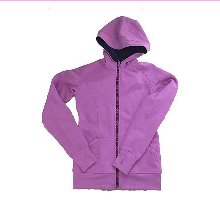 Kirkland Signature Girls' Sport Full Zip Jacket