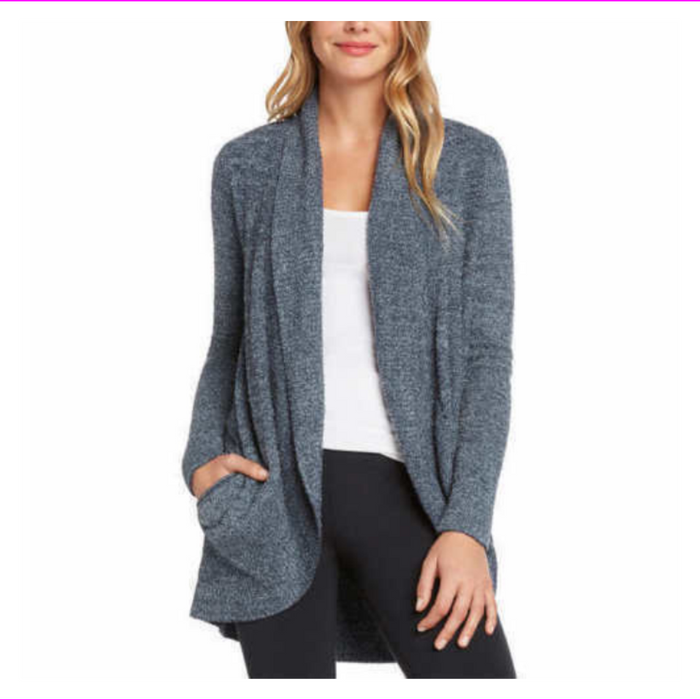 Max & Mia Women's Super Soft Travel Cardigan