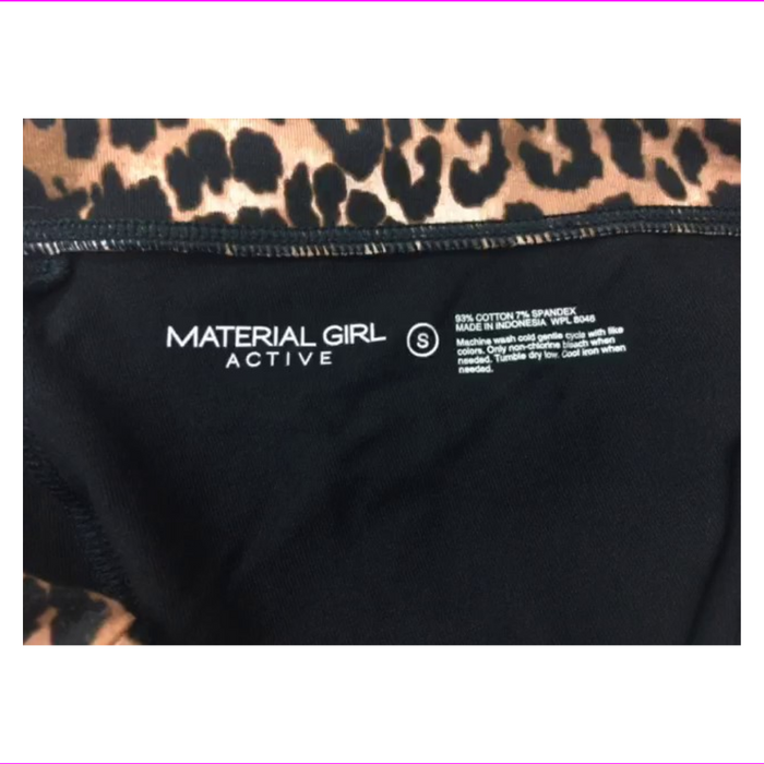 Material Girl Juniors Active Palm Fever