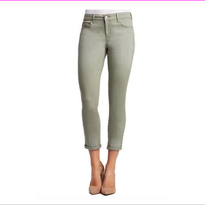 Jessica Simpson Women's Rolled Crop Skinny Jeans
