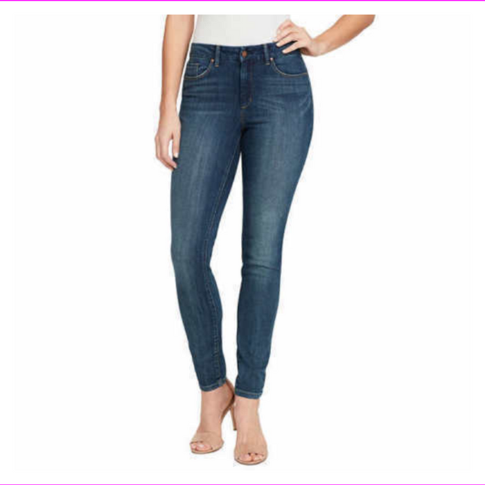 Jessica Simpson High Rise Skinny Jean