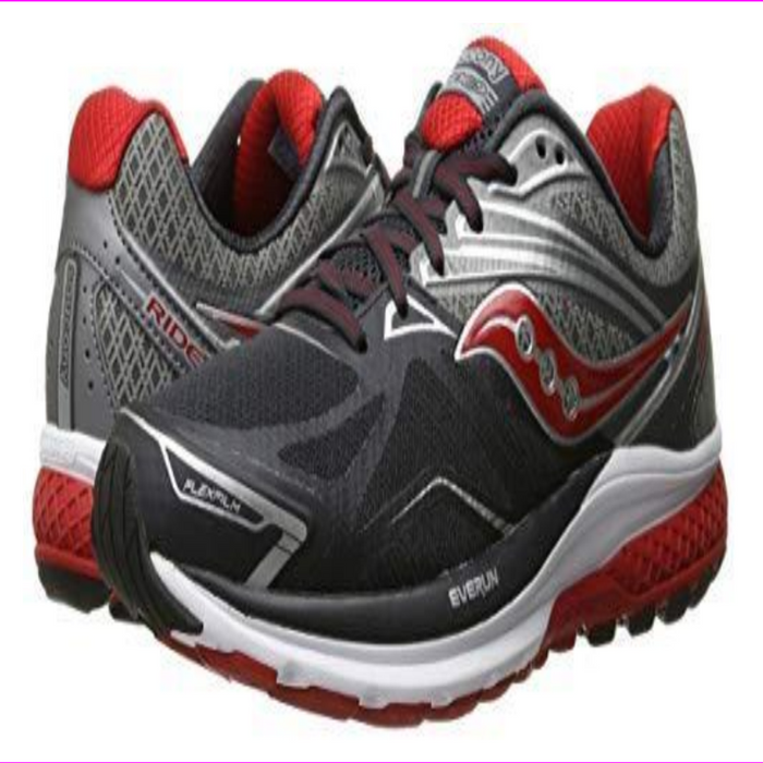 Saucony Men's Ride 9 Running Shoe Athletic