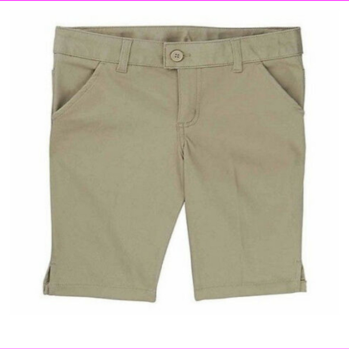 French Toast Schoolwear Girls Uniform Shorts