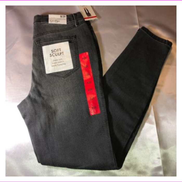Jessica Simpson High Rise Skinny Jean Ontario 4X27