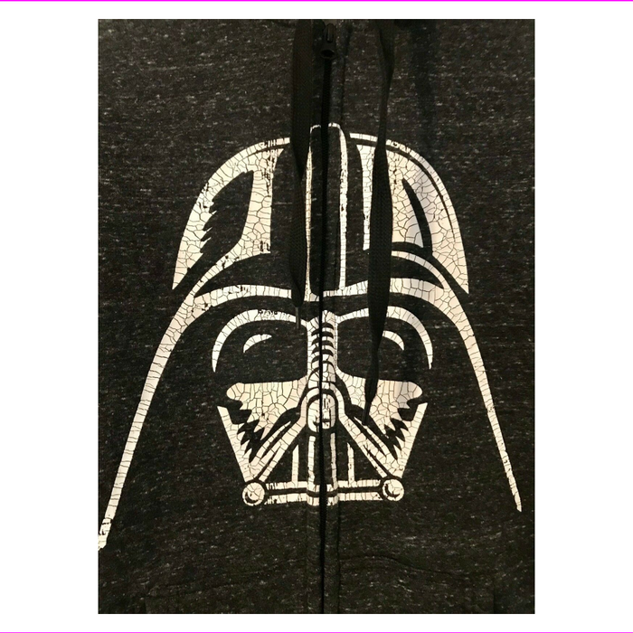 Star Wars Men's Two Kangaroo Pockets Long Sleeves Hoddie