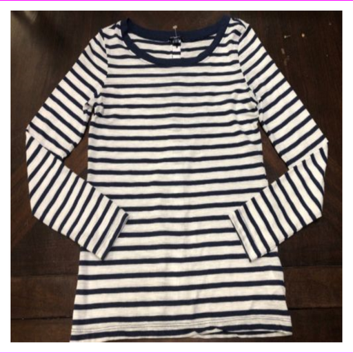 Splendid Ladies' Long Sleeve  Stripe Shirt