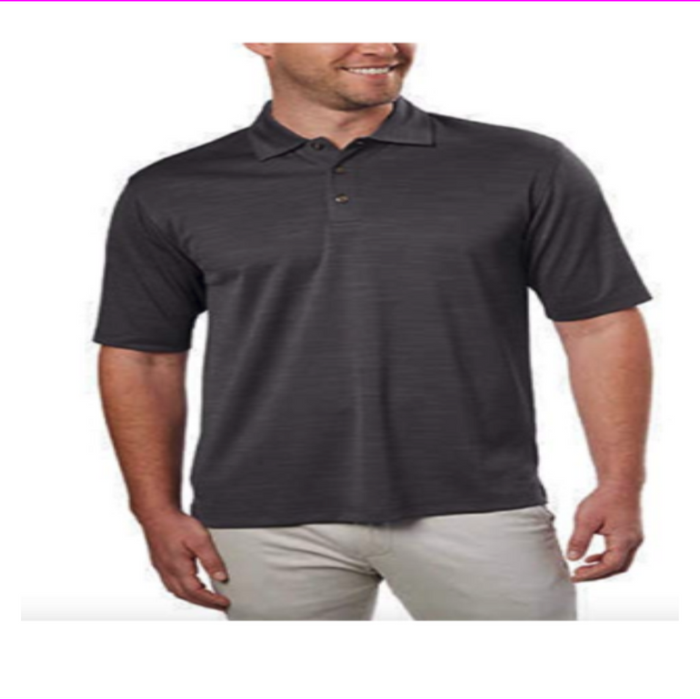 Kirkland Signature Men's Moisture Wicking Active Golf Polo