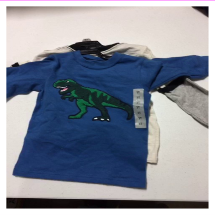 Carter's baby Boys 2 Piece Shirts Set