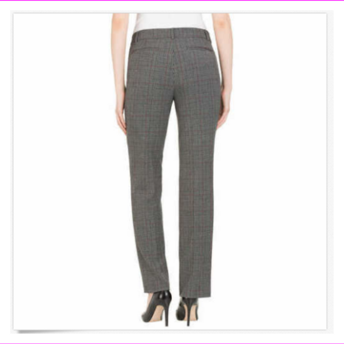 Hilary Radley Ladies' Straight Dress Pant