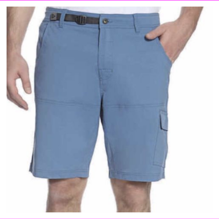 Gerry Men's Venture Flat Front Stretch Cargo Short