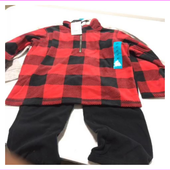 Carter's Kids Baby 3 Pieces Set Outfits