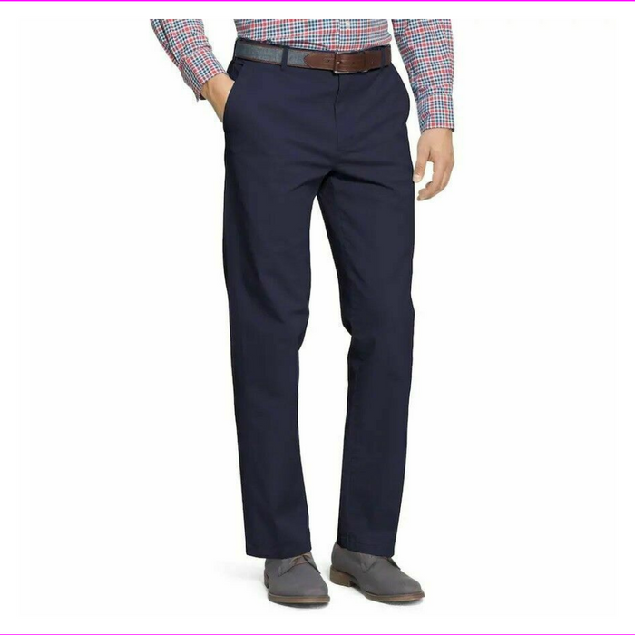 Izod Straight Fit Saltwater Stretch Chinos Pants