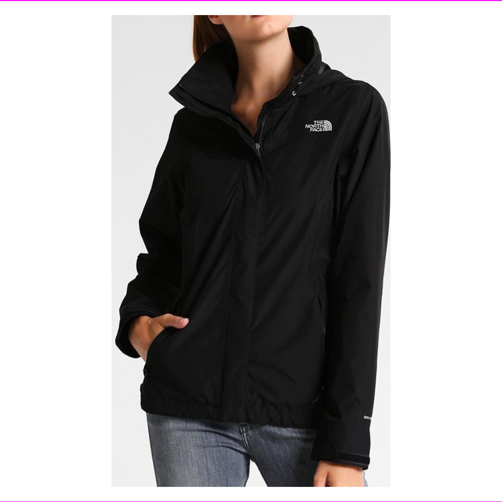 The North Face Women's Sangro Waterproof Hooded Jacket