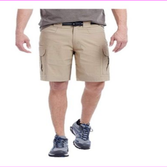 Eddie Bauer Men's Adventure Trek Cargo Shorts