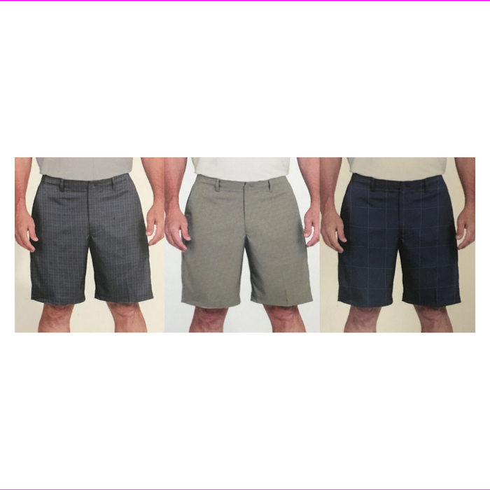 Pebble Beach Men's Dry-Luxe Performance Shorts