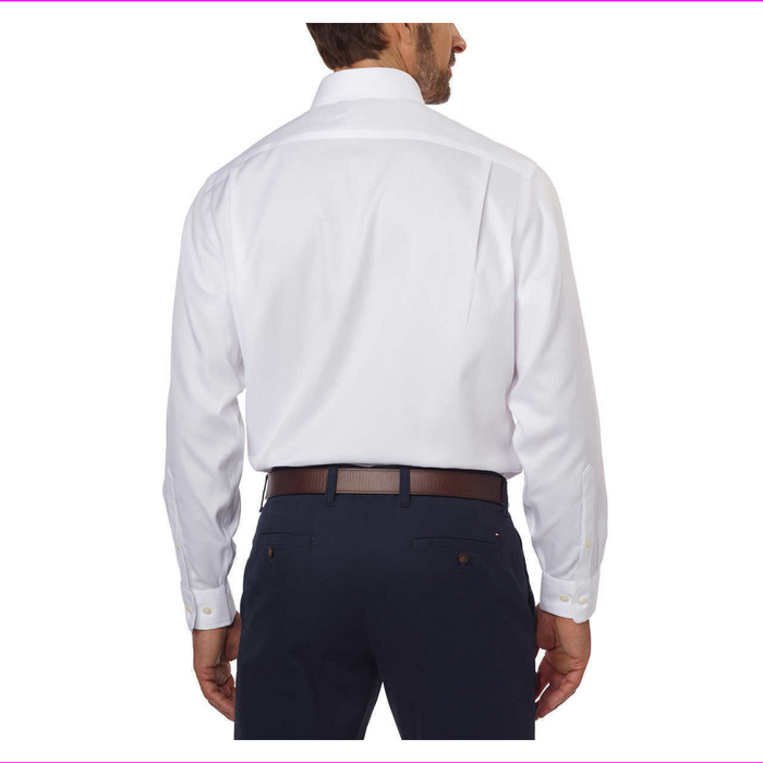 Kirkland Signature Men's Tailored Fit Non-Iron