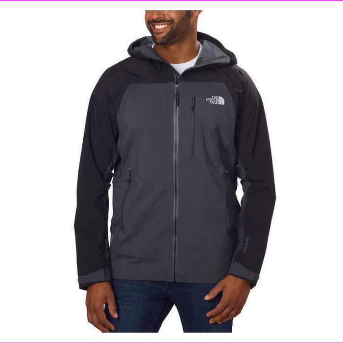 The North Face Men's Zero Gully Jacket Waterproof Adjustable Hoody
