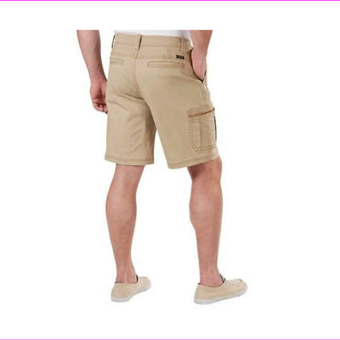 G.H. Bass & Co , Men's Flex Waistband Stretch Shorts