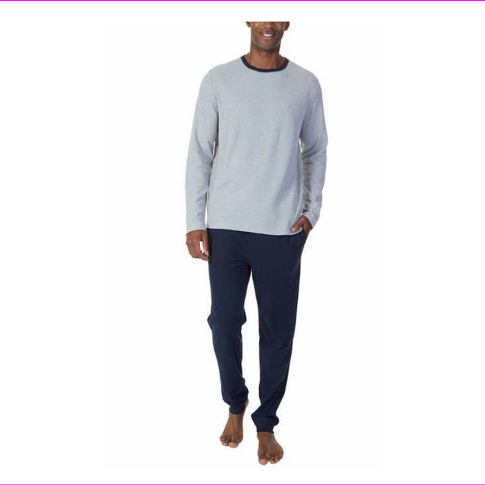 NAUTICA Men's Long Sleeve THERMAL 2 PacK SET