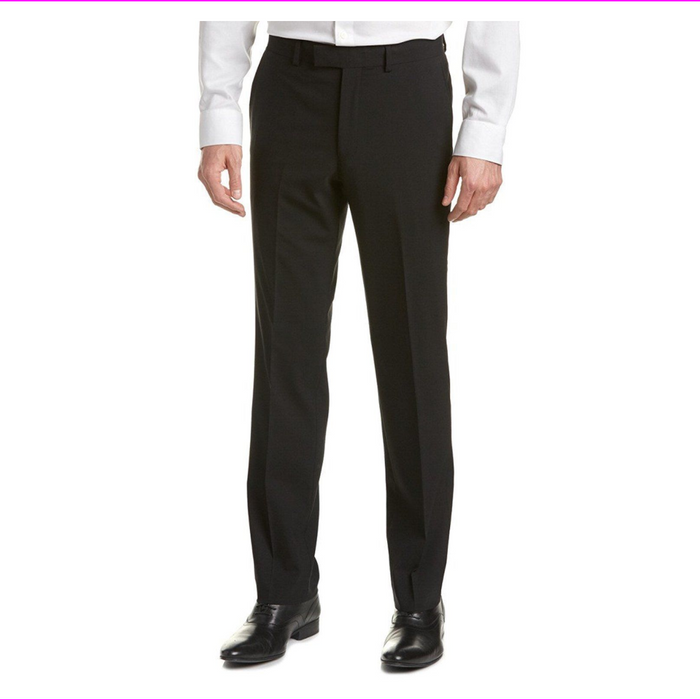 Kenneth Cole New York Men's Precision Fit Dress Pants