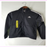 Adidas Boy's Youth 3 Stripe Full Zip Athletic Jacket