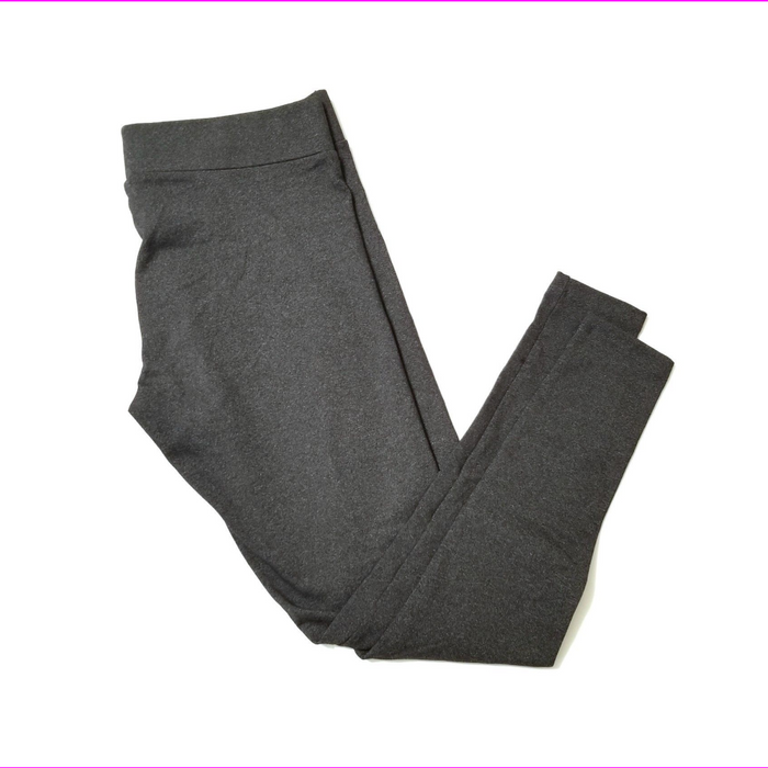 Matty M Ladies Legging, Thicker Material, Wide Waist Band