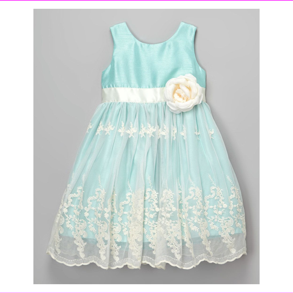 Zunie Girls Special Occasion Sleeveless Dress