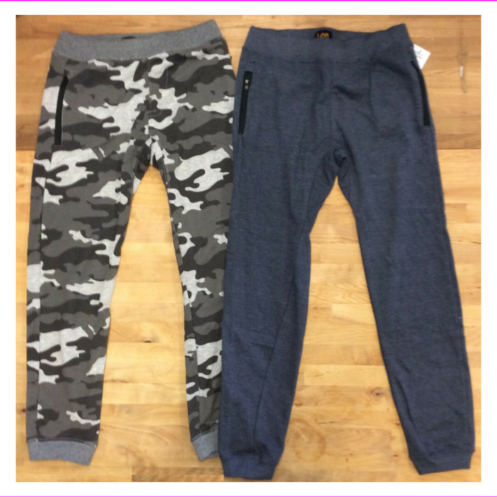 LEE Youth Boy's 2 Packs Jogger Pants