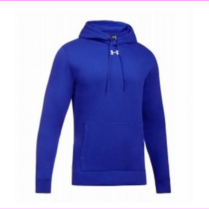 Under Armour Hustle Fleece Team Hoodie Mens