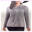 Kenneth Cole NY Womens Hoodie Sweatshirt
