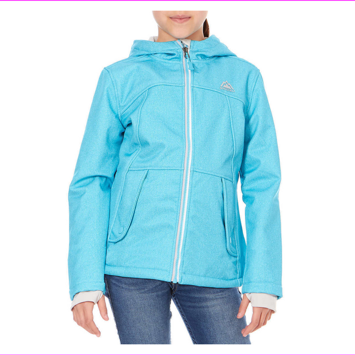 Snozu Junior's Full-Zip Hooded Jacket
