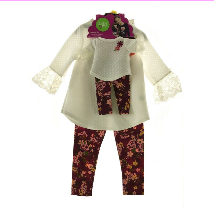 Dollie & Me Dress Set