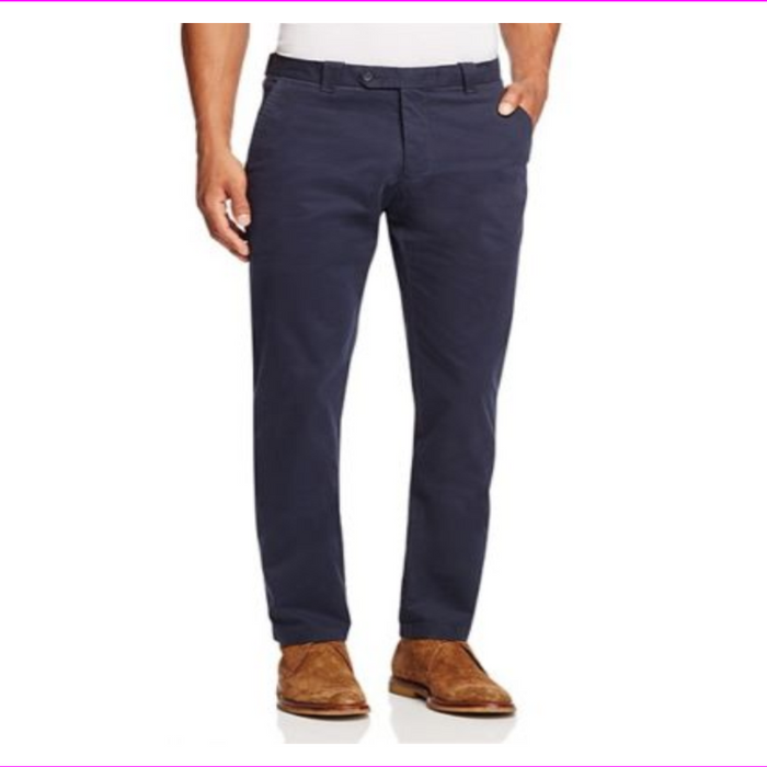 The Men's Store at Bloomingdale's Chino Straight Fit Pants