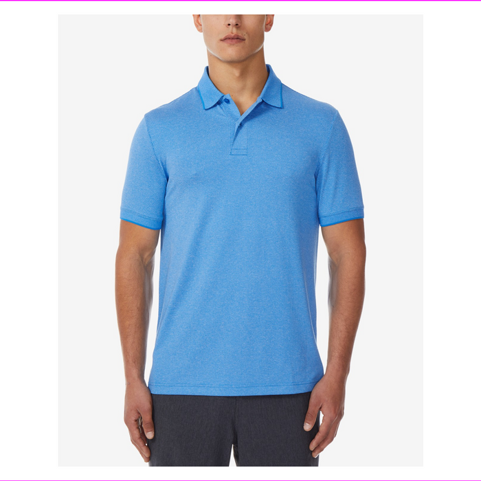 32 Degrees Cool Men's Performance Polo Heather