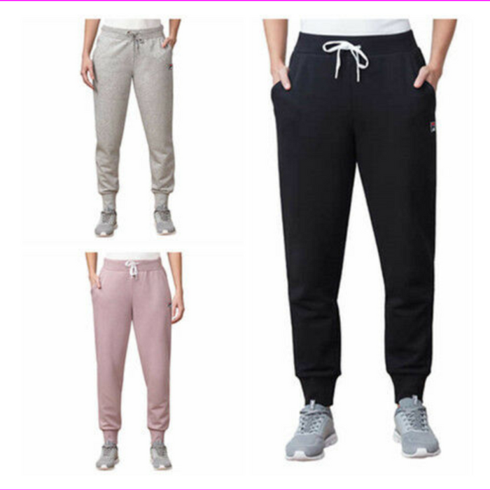 Fila Ladies' French Terry Jogger