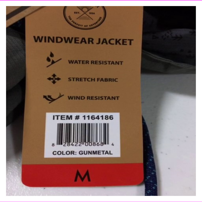 Voyager Men's Windwear Jacket