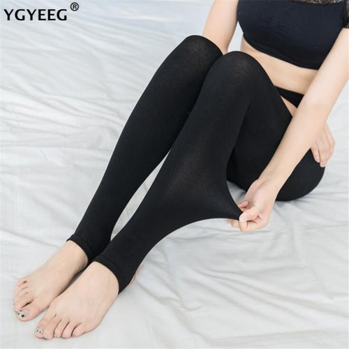 Women Autumn Winter Thick Warm Legging