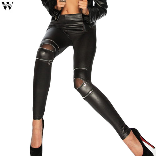 Gorgeous Women in Leather