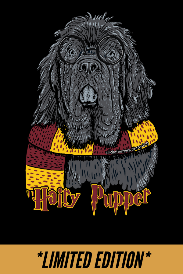 Hairy Pupper (CLEARANCE!)