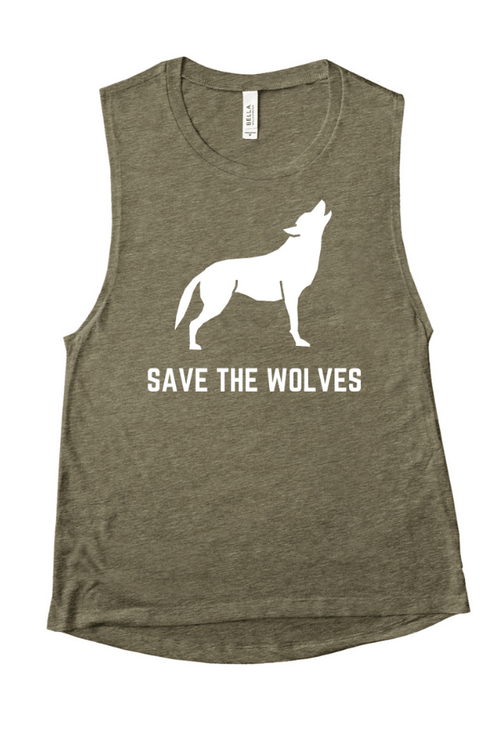 Save the Wolves