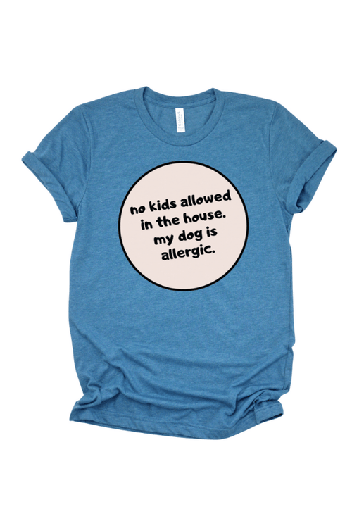 The Allergy Tee