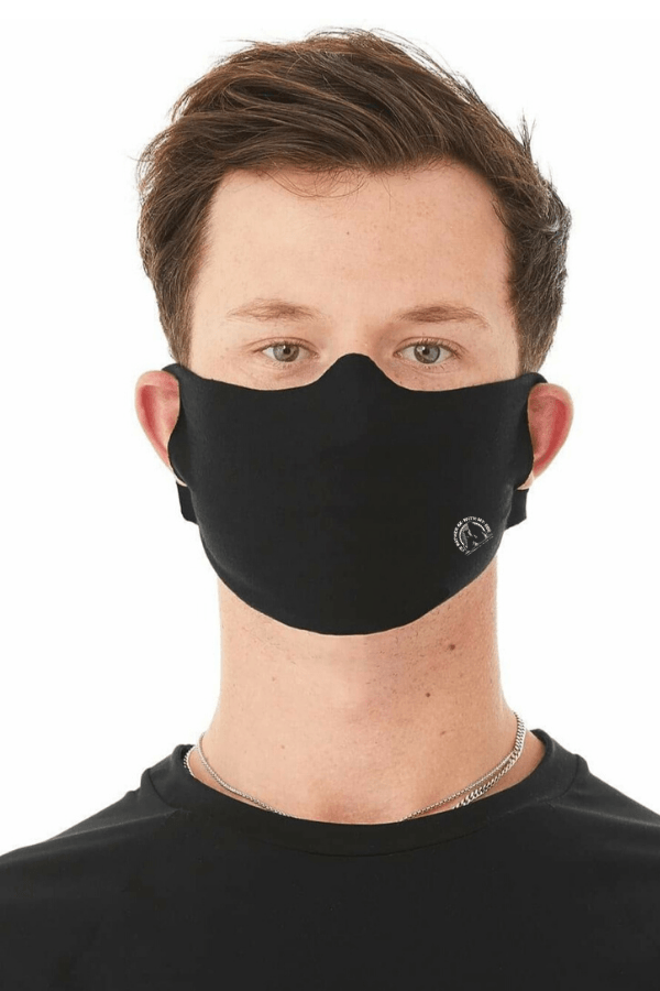 Recycled T Shirt Face Mask (3 Pack!)
