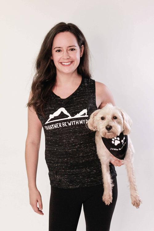 Downward Dog Ladies Tank