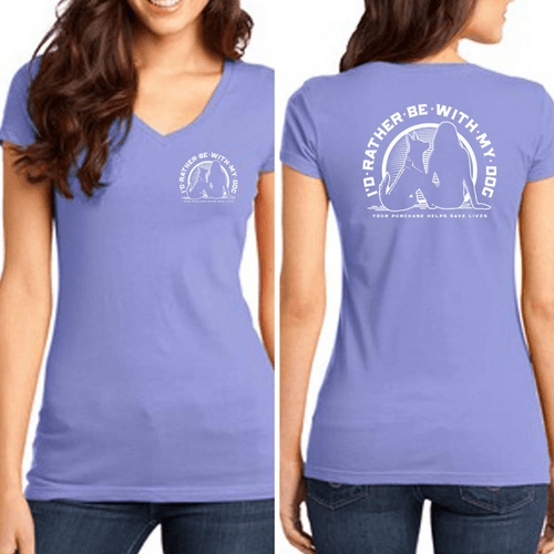 GBF Ladies V Neck